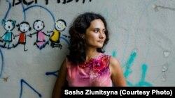 Активістка боротьби за гендерну рівність Анастасія Мельниченко