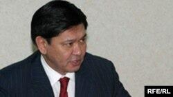Қазақстан президентінің саяси мәселелер бойынша кеңесшісі Ермұхамет Ертісбаев.