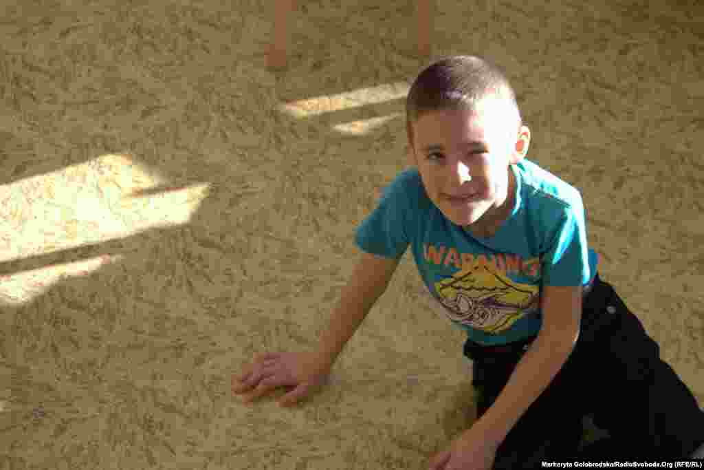 Десятирічний Андрій із Житомирщини – згусток позитивної енергії!