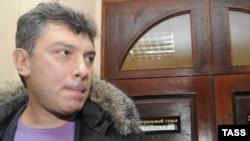 Борис Немцов в суде
