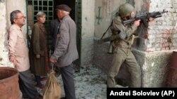 В освобождении абхазской столицы принимало участие околочетырех тысяч бойцов