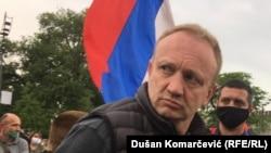 Драган Ѓилас, лидер на СПП