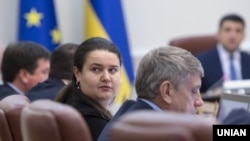 Маркарова: ми зараз працюємо над виконанням умов – це два законопроекти, які потрібні для отримання макрофінансової допомоги