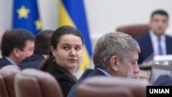 Оксана Маркарова у 2016 році