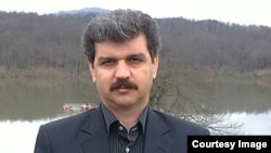 Reza Shahabi, the Treasurer of Tehran public bus company union.