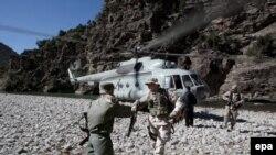 Российская техника показала свою незаменимость в Афганистане и в XXI веке