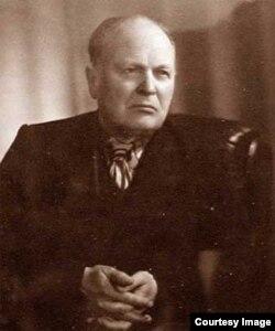 Василиск Гнедов в 1960 году