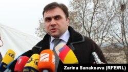 Отвечая на вопрос грузинских журналистов, глава югоосетинской делегации Хох Гаглойты сказал, что Южная Осетия осуществляет мероприятия по обеспечению своей безопасности
