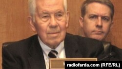 ABŞ senatoru Richard Lugar