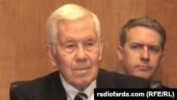 Richard Lugar, Washington, D.C., 7 decembrie 2011