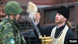 Архівне фото: підготовка російських десантників до навчань «Захід-2009»