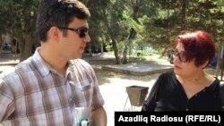 Xədicə İsmayıl və Fariz Namazlı