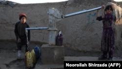 آرشیف، کمپ مهاجرین در شهر کابل , November 19, 2017