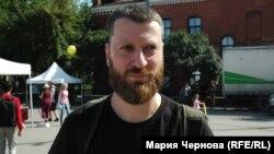 Константин Мильчин, куратор Международного книжного фестиваля. Иркутск-2019