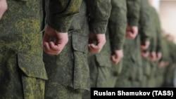 Солдаты (иллюстративное фото)