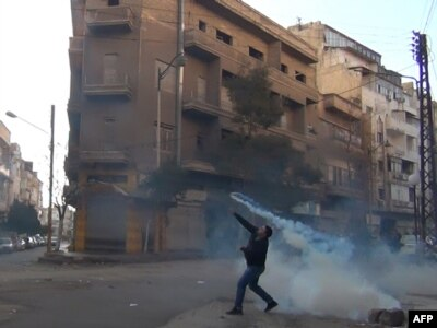 Anti-režimski protesti u Siriji, decembar 2011.
