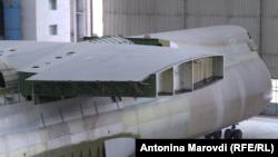 Недобудована українська «Мрія» уже 29 років «чекає» на заводі Антонова – фото