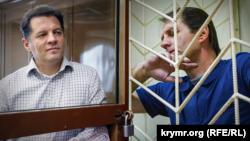 Volodımır Baluh ve Roman Suşçenko, nümünelik resim