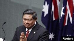 Президент Индонезии Сусило Бамбанг Юдойоно