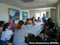 Түркияда иштеген кыргыз мигранттар.