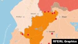 Идлиб остается единственным регионом в Сирии, который контролируют противники режима Башара Асада