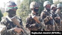 ارشیف، سربازان امنیت ملی