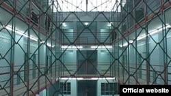 Georgia -- Prison, 2010