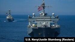 ABŞ gəmisi