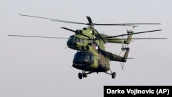 Elicoptere MI-8