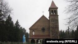 Belarus - Svaboda travel to Idolta, 8Jan2014