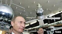 Russian Prime Minister Vladimir Putin