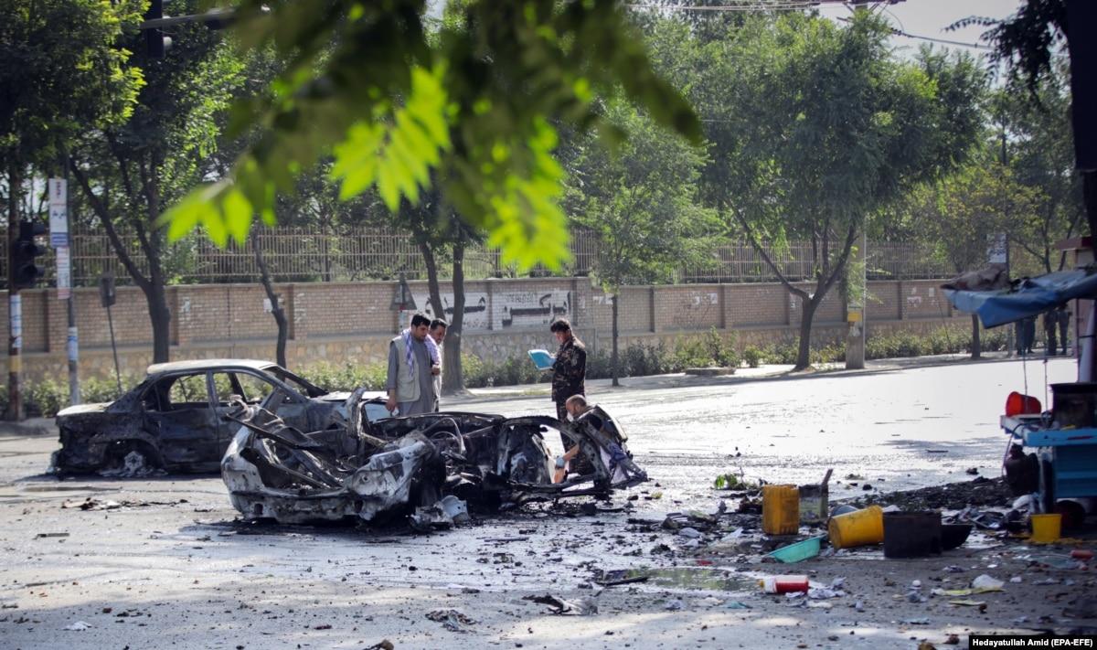 Взрыв возле университета в Афганистане: минимум 8 погибших и десятки раненых