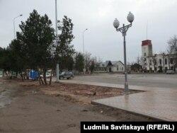 Новая ярмарочная площадь в Печорах