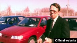 Ветеран АвтоВАЗа Юрий Целиков