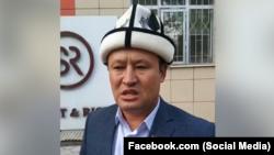 Сапарали Бөрүбаев.