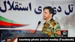 ستر جنرال محمدیاسین ضیا، لوی درستیز قوای مسلح افغانستان