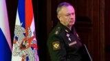 Russian Deputy Defense Minister Aleksandr Fomin