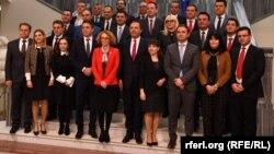 Новата техничка влада на РСМ