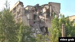 Результаты конфликта на востоке Украины
