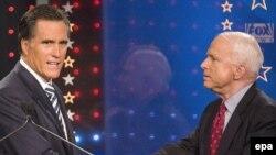 رقابت نامزدهای جمهوری خواه در ایالت میشیگان با پیشتازی میت رامنی همراه است.