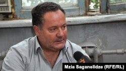 Эксперт по вопросам национальной безопасности Грузии, полковник безопасности в отставке Бесик Аладашвили