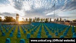 Інсталяція біля штаб-квартири ООН