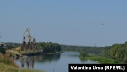 Nistrul la Varnița