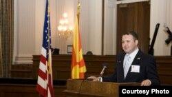 Методија Колоски, претседател на Обединетата македонска дијаспора