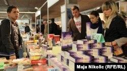 Četvrti međunarodni sajam knjige u Tuzli, maj 2013.
