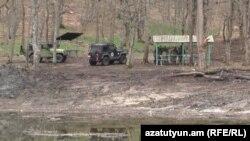 «Դիլիջան ազգային պարկի» տարածքում գտնվող Գոշ լիճ