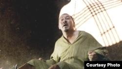 """""""Біржан сал"""" фильмінен көрініс. 3 қыркүйек 2009 жыл."""