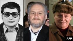 Ильич Санчес Рамирестің 1970, 2000 және 2013 жылдардағы кезі.