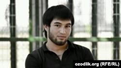 Казахстанец Вохиджон Ниязов, которого задержали в ташкентском аэропорту.