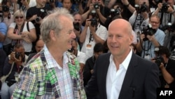 Bill Murray və Bruce Willis
